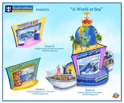royal caribbean offers preview of thanksgiving day parade float
