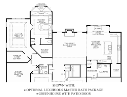 Luxury Kitchen Floor Plans by Preserve At Marvin The Magnolia Home Design