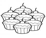 cupcake coloring pages to print halloween cupcake star moon coloring pages printable