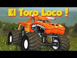 youtube monster trucks jam monster jam el toro loco monster truck full freestyle from