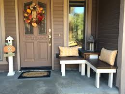 100 porch benches front porch front porch bench materials to