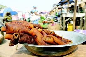 lairage cuisine led ban ponmo to nurture leather industry the nation nigeria