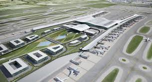 two master fiumicino two master plan revealed airports international the