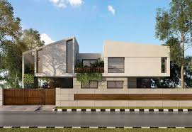 contemporary residence at dha lahore phase iii by noor khan design