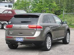 lexus of concord new car inventory 2012 used lincoln mkx limited awd at concord motorsport serving