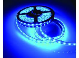 Led Strip Lights Automotive by Pontoon Led Flat Flexible Ribbon Led Strip Light Kit U2013 Blue
