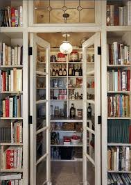 Bookcase Pantry Kitchen Pantry Ideas