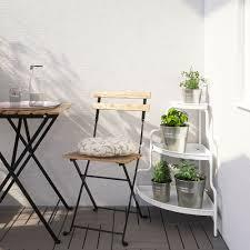 Petite Table De Jardin Ikea by Quelles Plantes Choisir Pour Un Balcon En Plein Soleil Marie