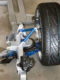 toyota tacoma suspension toyota tacoma custom chassis by bio kustomz mini truckin magazine