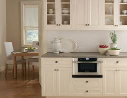 home accessories white kitchen cabinets with modern microwave