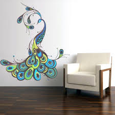 Pinterest Wall Art by Peacock Feathers Wall Art And Decor On Pinterest Within Feather