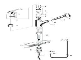 american standard kitchen faucet repair parts american standard faucet cartridge installation american standard