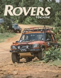hidden nods to jeep heritage rovers magazine holiday 2016 by rovers north issuu