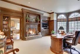 Interior Of Luxury Homes Luxury Home Office Design Ideas U0026 Pictures Zillow Digs Zillow