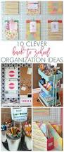 10 great ideas for homework stations and back