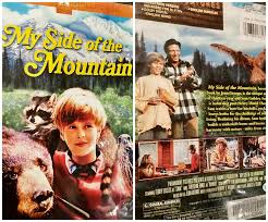 the other side of the mountain dvd christmas with a reel librarian in my side of the mountain reel