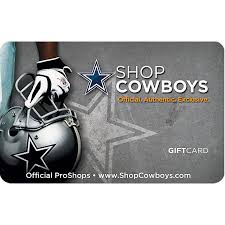gift cards other accessories accessories cowboys catalog