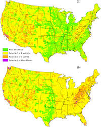 Map Of Nuclear Power Plants In Usa by Mapping Suitability Areas For Concentrated Solar Power Plants