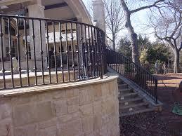 wrought iron balcony railing exterior rustic with balcony rail