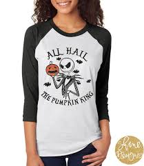 nightmare before shirt skellington all hail