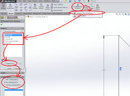 suppressing solidworks sketch relations