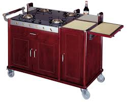 kitchen island rolling kitchen island with cooktop and storage