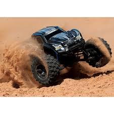 traxxas maxx 8s 4x4 rtr rc monster truck blue body 77086 4