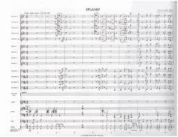 Count Basie Splanky Pdf 88 Basie Basie Count By Composer Performer Jazz