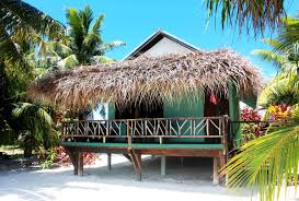 inano beach bungalows aitutaki