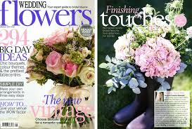 wedding flowers magazine published in wedding flowers magazine june july 2010 polly