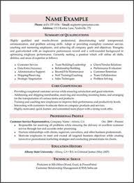 Examples Of Customer Service Resume by Professional Customer Service Resume Http Jobresumesample Com