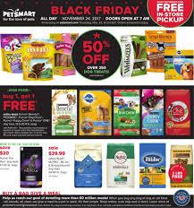 petsmart black friday 2018 ad sales thanksgiving deals