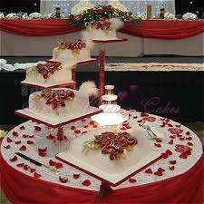 wedding cakes with fountains wedding cakes with fountains ideas