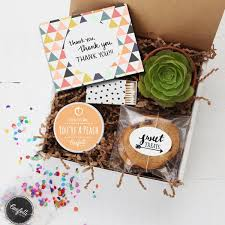 i you gifts thank you confetti gift company succulent gift boxes soy
