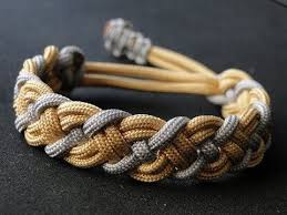 bracelet knots youtube images How to make a paracord celtic bar bracelet mad max style closure jpg