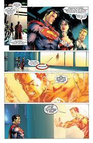dc comics rebirth spoilers u0026 review superman woman 28
