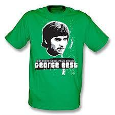 maglia george best maglietta di george best it sport e tempo libero