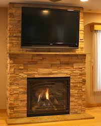 natural stone fireplace interior stunning image of home interior design using natural stone
