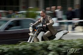 the official james bond 007 website skyfall bikes at bond in motion
