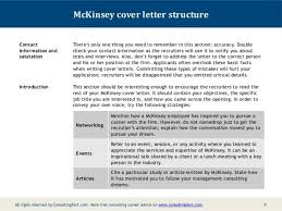 cover letter for mckinsey cover letter mckinseymckinsey cover