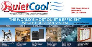 quiet cool attic fan quiet cool attic fans title