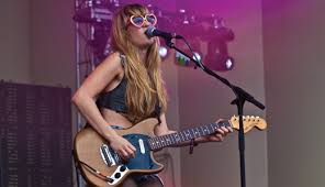fender mustang players deap vally with the fuzz premier guitar