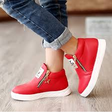 kid shoes 2016 new arrived autumn fashion boots children flat shoes