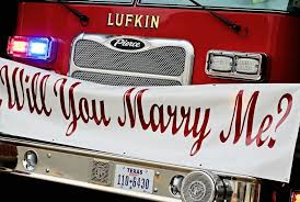 Firefighter Wedding Rings by Marriage Proposal Ideas