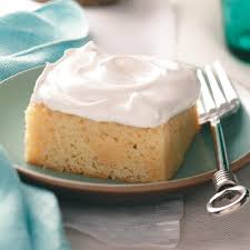 favorite tres leches cake recipe taste of home