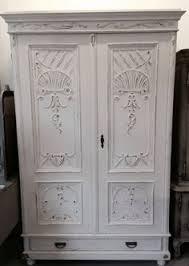 armoire linen cupboard vintage dutch pine chicken wire armoire linen cupboard slate grey