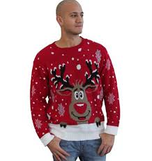 rudolph sweater rudolph reindeer sweater maroon
