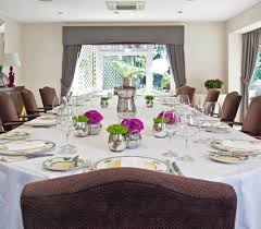 Decoration Spa Interieur Five Star Luxury Hotel In Jersey Longueville Manor Hotel And