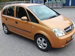 opel meriva 2006 opel meriva 1 6 16v enjoy ii 5d mpv 2006 used vehicle nettiauto