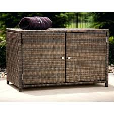outdoor wicker storage cabinet outdoor cabinet storage image of outdoor wicker storage cabinet